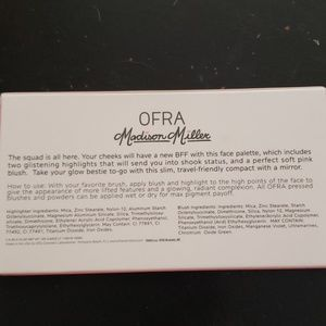 OFRA Makeup - Blush/highlight palette
